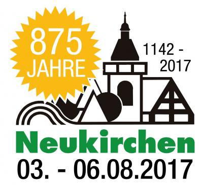 """Foto zu Meldung: Jubiläum """"875 Jahre Neukirchen"""""""