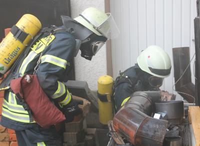 Vorschaubild zur Meldung: Drei Verletzte mit Rauchgasvergiftung