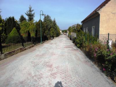 Foto zu Meldung: Ausbau der Hasenkampstraße vollendet