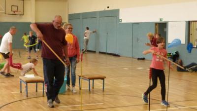 Vorschaubild zur Meldung: Familiensportfest