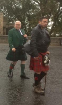 Foto zur Meldung: Traditionelle Projektfahrt in diesem Jahr nach Schottland