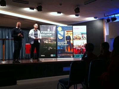 Foto zur Meldung: Fußball Helden - Aus Santa Susanna berichtet Marius Richter