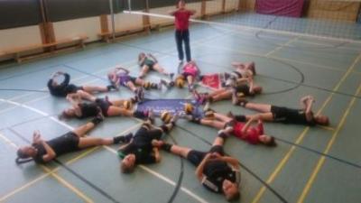 Foto zu Meldung: Herbstcamp 2016 der Jugendvolleyballer