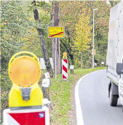 Foto zur Meldung: Ortsgemeinde: K64 in Burgschwalbach wird halbseitig gesperrt