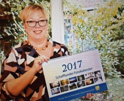 Foto zur Meldung: Kalender zeigt Schafflunds schönste Seiten