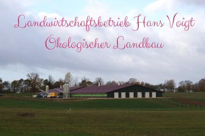 Foto zur Meldung: Landwirtschaftsbetrieb Hans Voigt