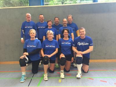 Foto zur Meldung: VFB im Volleyball wieder sehr erfolgreich