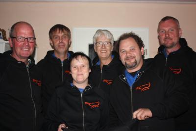 Von links nach rechts: Christian Jeschke, Andreas Bohlen, Anke Reichenberg-Wuggazer, Birgit Christiansen-Brose, Markus Jörren, Stefan Reichenberg