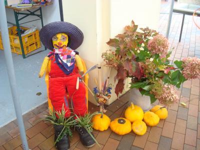 Foto zur Meldung: Herbst und Drachenfest Grabow gut besucht!