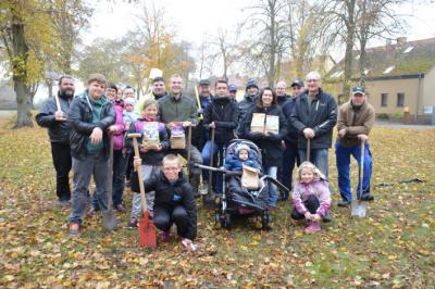 Foto zu Meldung: 1000  Krokusse für Fernneuendorf