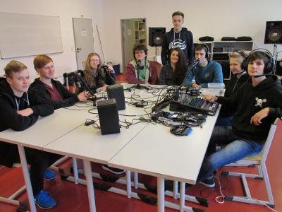 Wahlpflichtkurs Schulradio