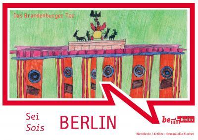 Vorschaubild zur Meldung: Nos cartes postales  - Classes 5a et 5b
