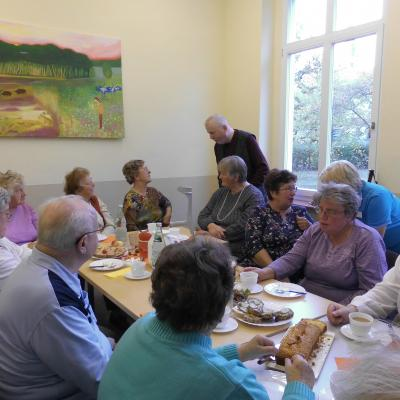 Foto zu Meldung: Alzheimertag 2016 - Diakoniestation Doberlug-Kirchhain gGmbH