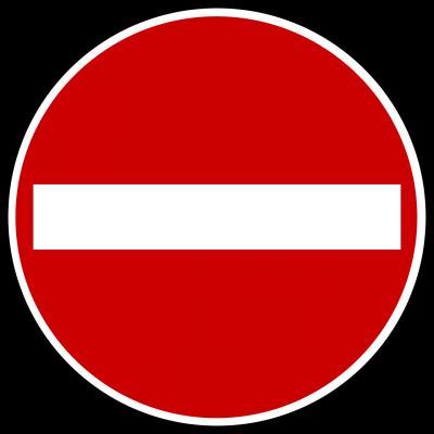 Foto zur Meldung: Zufahrtsstraßen zum Lausitzring über den Winter gesperrt