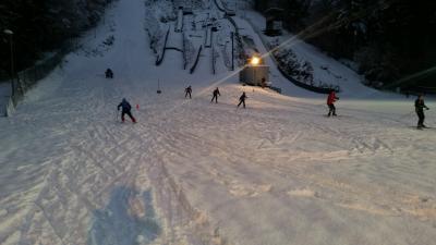 "Foto zu Meldung: Erstes Schneetraining an der ""Alten Ruhl"""