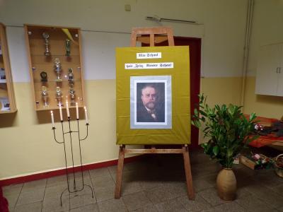 Foto zur Meldung: 206. Geburtstag von Fritz Reuter
