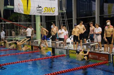 Foto zu Meldung: Schwimmen 3. Neiße-Pokal Görlitz (Offene Kreismeisterschaften)