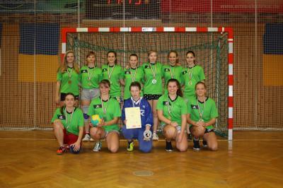 Foto zur Meldung: Kreisfinale WK II Handball in Lübbenau