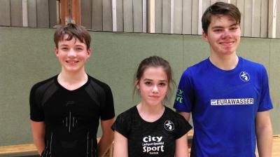 Foto zu Meldung: Laager Jugend in Deutscher Bestenliste geführt