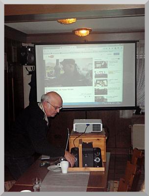 Foto zur Meldung: Vorstellung der Homepage 13.11.2016