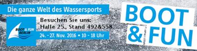 Vorschaubild zur Meldung: mediamare auf der Boot & Fun in Berlin