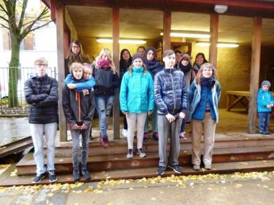 Foto zur Meldung: Jugendleitercard (Juleica) und mehr in Wismar