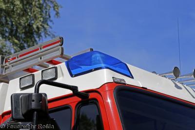 Foto zur Meldung: Technische Hilfeleistung - Verkehrsunfall