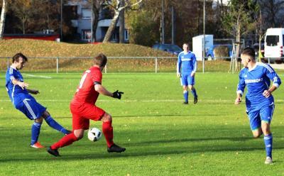 Foto zu Meldung: Landesliga: ATSV Erlangen - FC Vorwärts 5:1 (2:1)