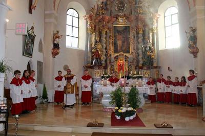 Foto zur Meldung: Christkönigssonntag und Ende des außerordentlichen Jahres der Barmherzigkeit