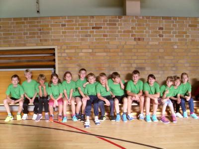 Vorschaubild zur Meldung: Zweifelderballturnier der 4.Klassen