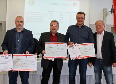 Foto zur Meldung: 2. Platz für Kreissportbund OSL e.V.