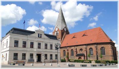 Foto zur Meldung: Einwohnerversammlung der Peenestadt Neukalen