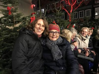 Vorschaubild zur Meldung: Adventskonzert auf dem Weihnachtsmarkt Wolfenbüttel