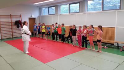 Foto zur Meldung: Judotag