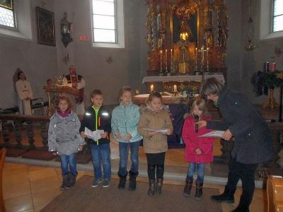 Foto zur Meldung: Familiengottesdienst zum 1. Advent
