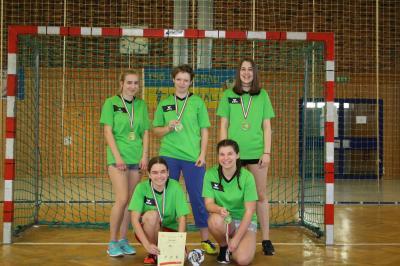 Foto zur Meldung: Kreisfinale Jugend trainiert im Volleyball WK III