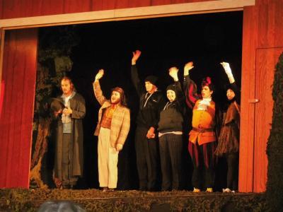 Foto zur Meldung: Theaterfahrt Parchim
