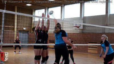 Foto zur Meldung: + + + 2. Spieltag Volleyball Landesklasse West Frauen + + +
