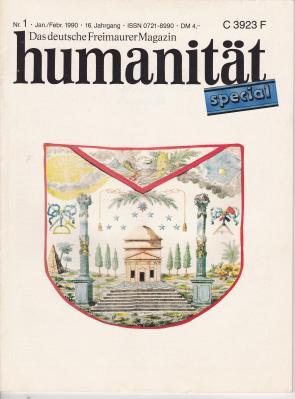 Vorschaubild zur Meldung: Titelseite Humanität