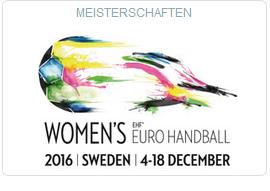 Foto zur Meldung: DHB-Frauen-Auswahl startet mit drei HCL Spielerinnen am Sonntag in die EM 2016