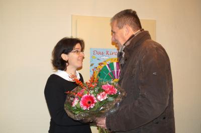 Foto zur Meldung: Einführung der Pastorin Dr. Kathrin Fenner