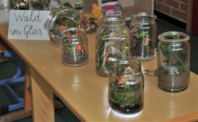 Foto zu Meldung: Wald im Glas