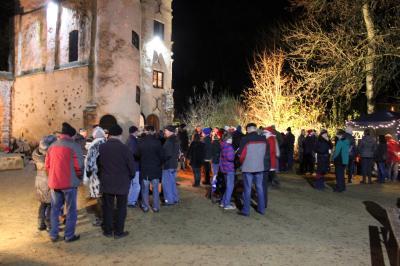 Foto zur Meldung: Adventsmarkt 2016 in Freyenstein