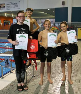 Foto zu Meldung: Schwimmen Kaderberufung des Sächsischen Schwimmverbandes