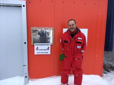 Vorschaubild zur Meldung: Von Westerstetten in die Antarktis