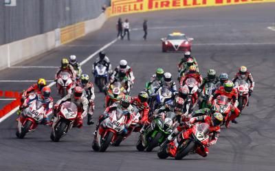 Foto zur Meldung: Superbike-WM vom 18. bis 20. August 2017 am Lausitzring