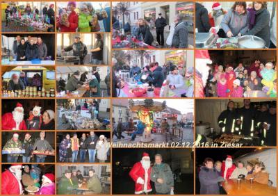 Weihnachtsmarkt in Ziesar