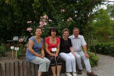 Foto zu Meldung: Wilhelmshaven: Patenschaft für Rush wurde erneuert