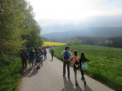 Wanderung zum Tillenberg
