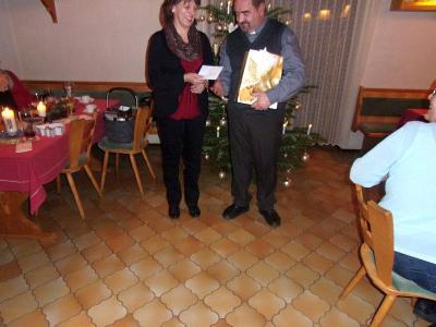 Foto zur Meldung: Gedenkgottesdienst und adventliche Feier beim Kath. Frauenbund